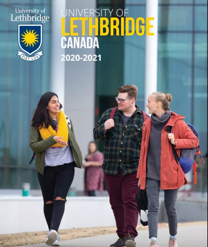 """加拿大""""寶藏大學""""–University of Lethbridge 萊斯布里奇大學"""