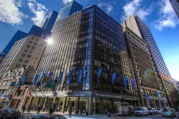 紐約理工學院 New York Institute of Technology(NYIT)