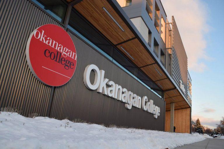 11月13日 一個萬衆期待的講座-奧克那根學院。