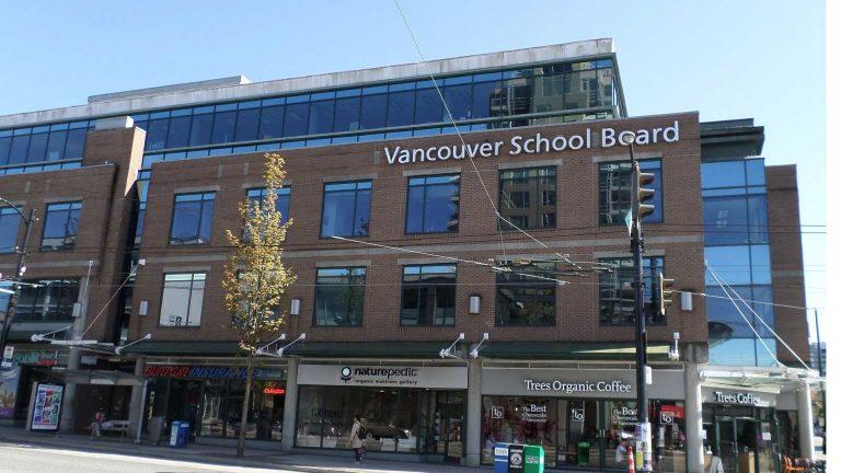 求學在溫哥華 — 溫哥華教育局 Vancouver School Board
