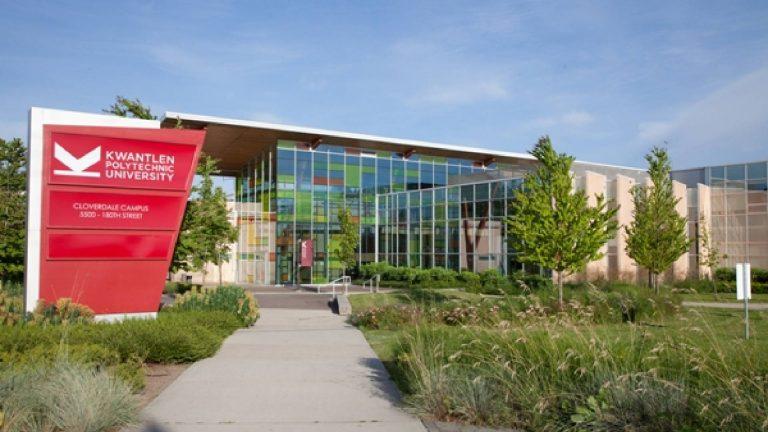 KPU 計劃秋季恢復更多的校園教學